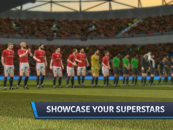 Dream League Soccer 2017 For iPhone & iPad
