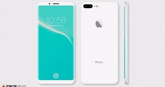 , Anniversary iPhone Said to Feature Flat Display, Despite 'Curved' Screen Rumors