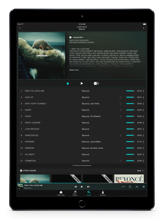 Download TIDAL For iPhone & iPad