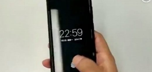 Forget the iphone 8 chinese phone to get fingerprint sensor in the screen