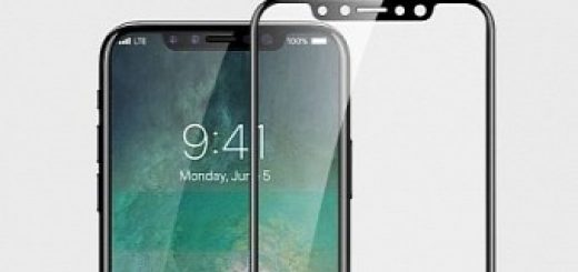 , iPhone 8 Leak Reveals Bezel-Less Display, Top Bar with Facial Recognition Camera