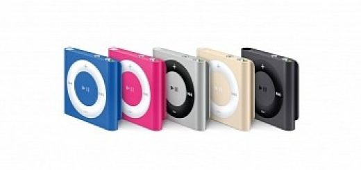 , Sadly, It Looks Like Apple Has Discontinued the iPod Nano & iPod Shuffle Players