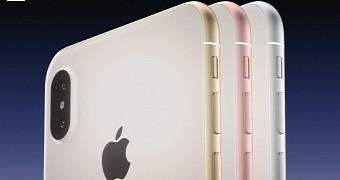 , iPhone 8 Looking Fabulous in New Renders