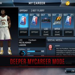 Download NBA 2K18 For iPhone & iPad