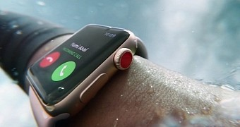 , Apple Launches the Third-Generation Apple Watch