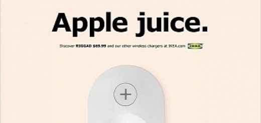 , Ikea Makes Fun of Apple Because Their Furniture Already Has Wireless Charging