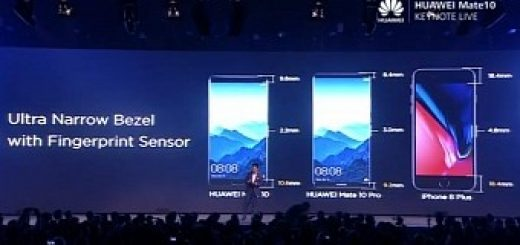 , Huawei Mocks iPhone X, Samsung Galaxy S8 During Mate 10 Launch
