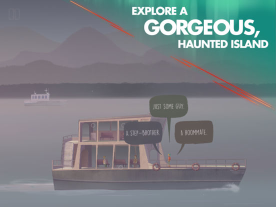OxenFree Game For iPhone