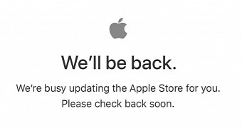 , Apple Store Down Ahead of Black Friday Deals Kickoff – UPDATE