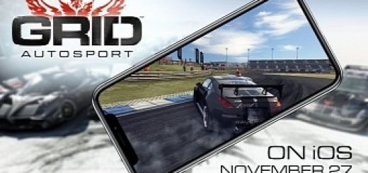 , GRID Autosport Racing Game Launches November 27 on iOS, for iPhone and iPad