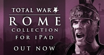 , ROME: Total War Collection Bundle Out Now for iPad, Ported by Feral Interactive