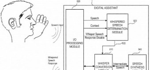 , Whispering to an iPhone Could Soon Be a Thing