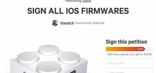 Petition calls for apple to sign older ios versions and allow downgrading