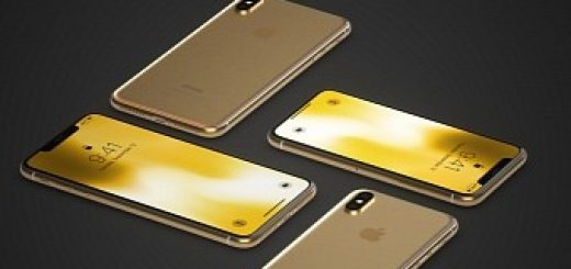 Gold iphone x looks yummy photo gallery