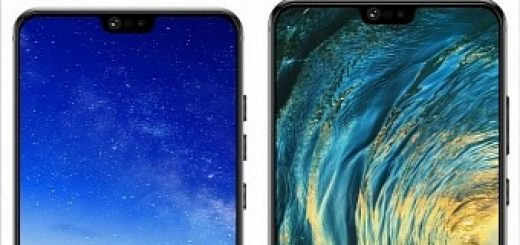 The year of notch huawei p20 to copy controversial iphone x feature