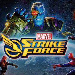 Marvel Strike Force For iOS