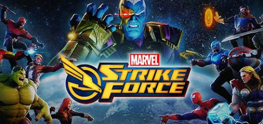 Marvel Strike Force For iOS
