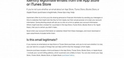 Apple warns customers against scams provides tips to identify legitimate emails