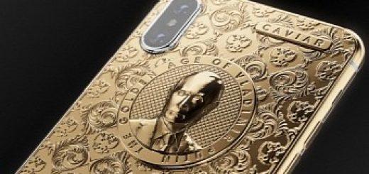 This is the iphone x vladimir putin edition