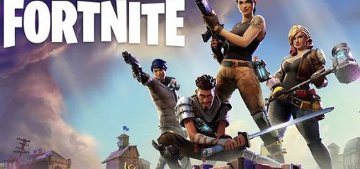 Fortnite Official Game Logo