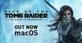 , Rise of the Tomb Raider: 20 Year Celebration Game Is Now Available on macOS