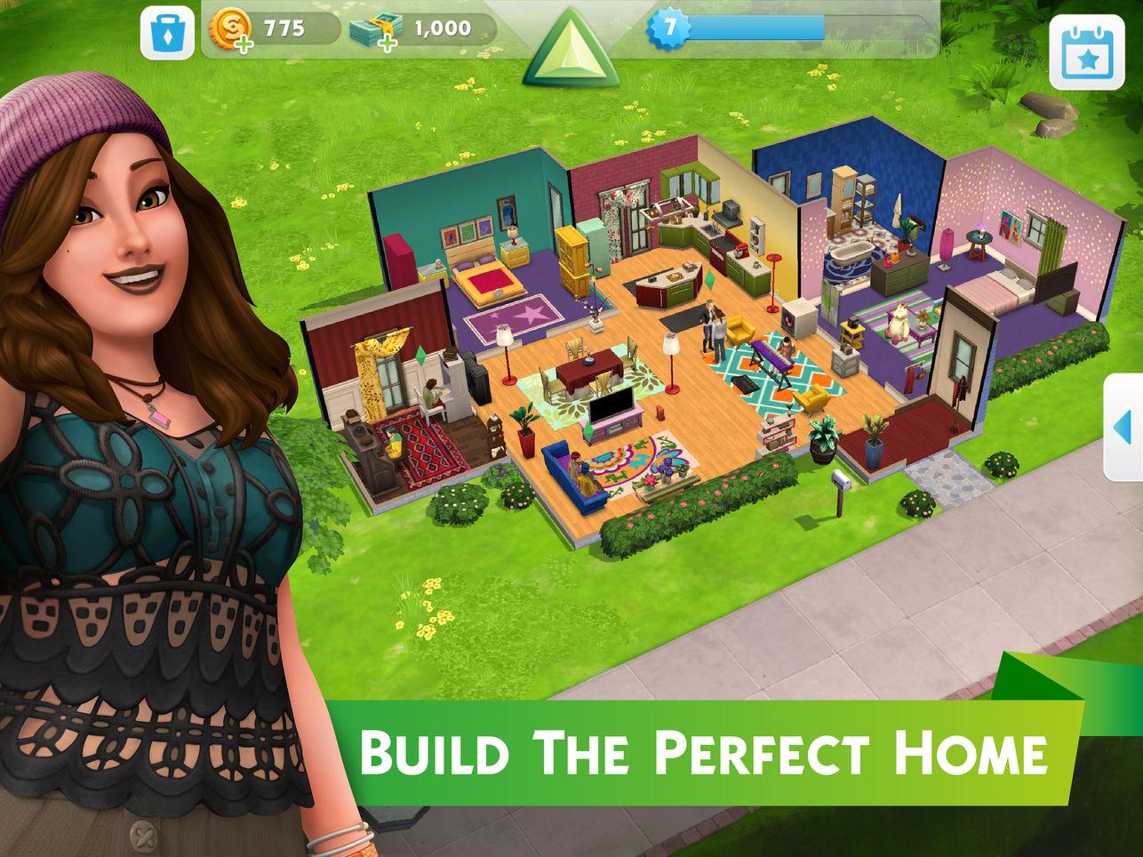 Build house plans