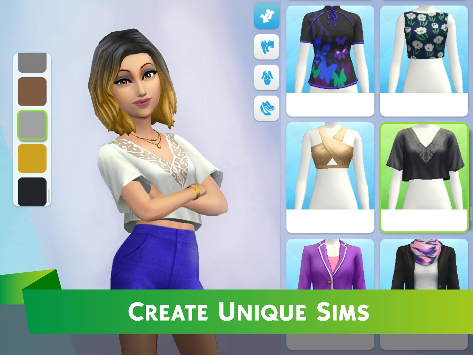 Create special sim