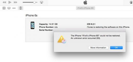 Apple fined 9 million for the infamous error 53 521616 2