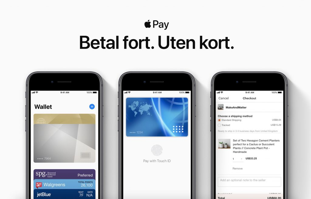Apple pay launches in norway supports nordea santander - Santander consumer finance home ...