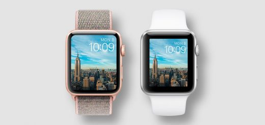 Mockups envision apple watch series 4 with smaller bezels bigger display 521937 2