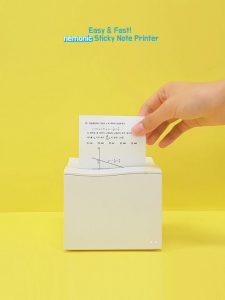 Print notes nemonic printer
