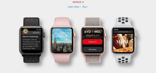 , Apple Watch Series 4 Confirmed as Apple Fills 6 New Models in Eurasian Database