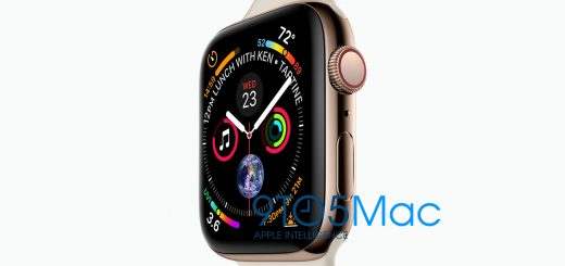 , Apple Watch Series 4 Leaked in All Its Glory with Larger Display, New Watch Face