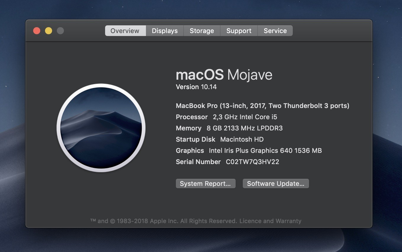 Apple Releases macOS Mojave with Dark Mode and ...
