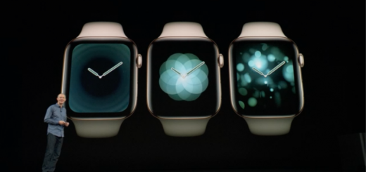 , Apple Unveiled the Apple Watch Series 4