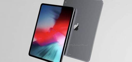 , Renders Reveal iPad Pro Visual Makeover Based on iPhone Design