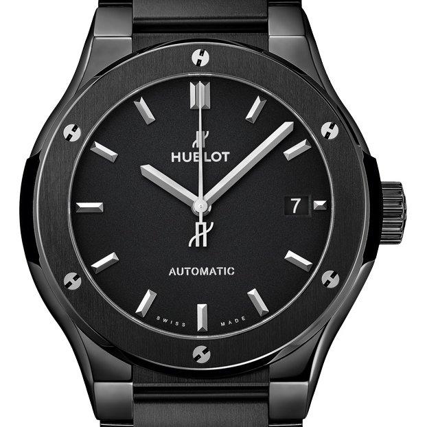Classic fusion black magic watch