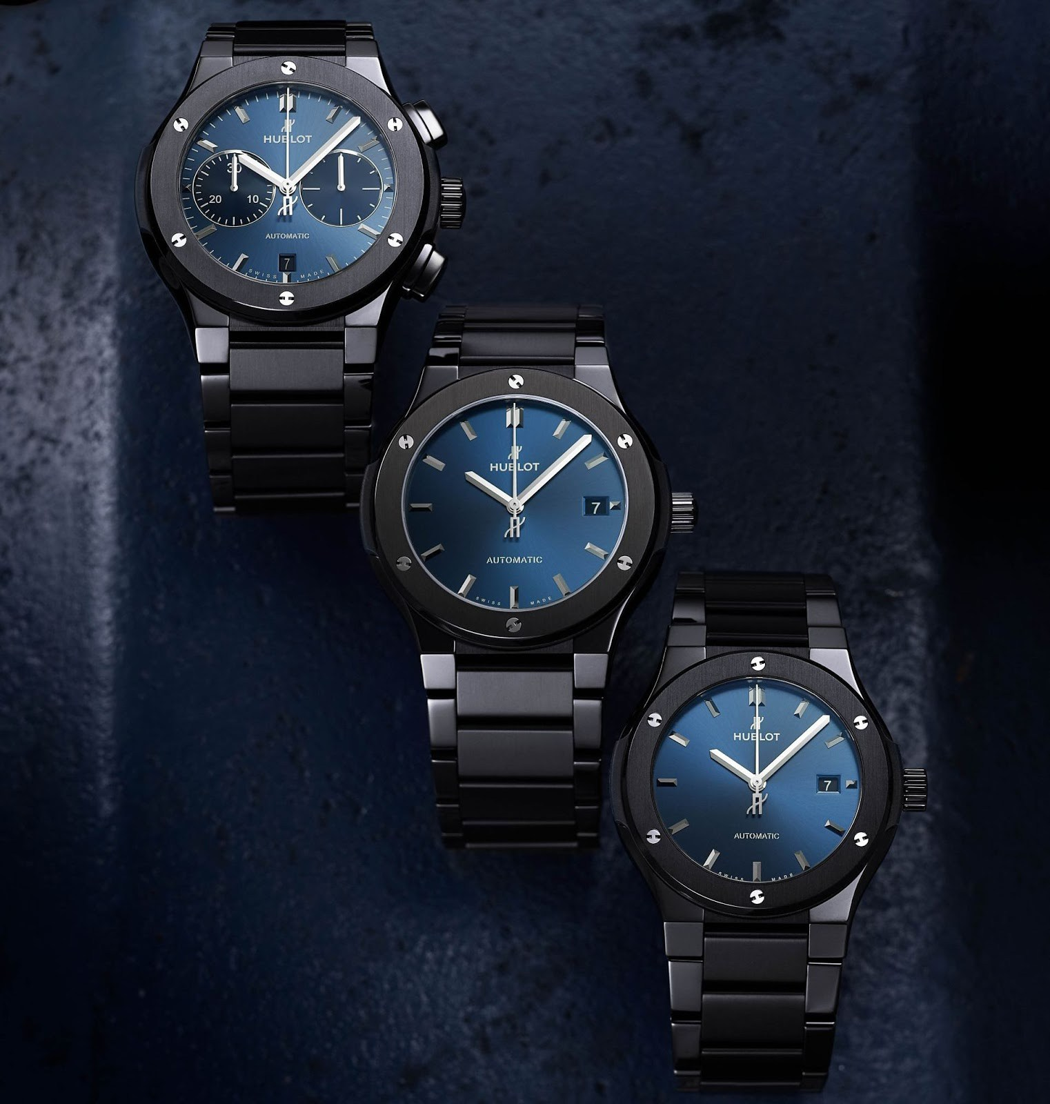 Classic fusion watch set 2019
