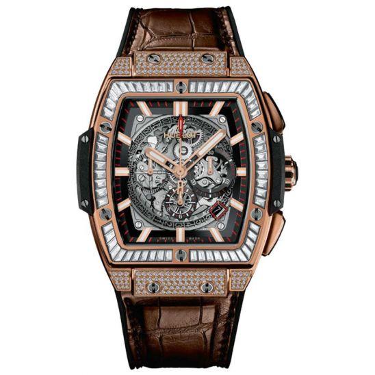 Spirit of big bang chronograph watch