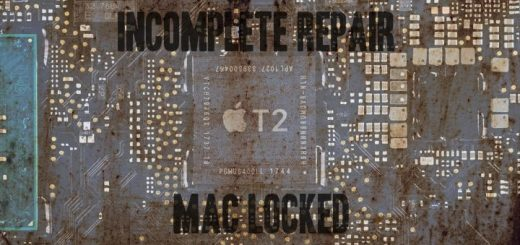 , Apple Admits Its T2 Chip Will Block Independent Shops From Fully Repairing Macs