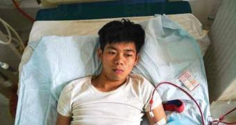 , Boy Who Sold a Kidney for an iPhone Ends Up Disabled for Life