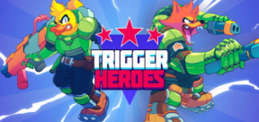 Trigger Heroes Official Logo