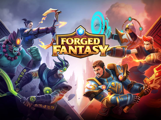 Forged Fantasy official logo
