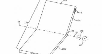 , Apple Imagines a Foldable iPhone But Don't Get Your Hopes Too High