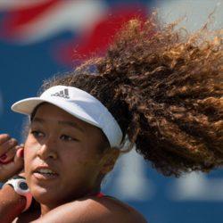 Naomi osaka black hair