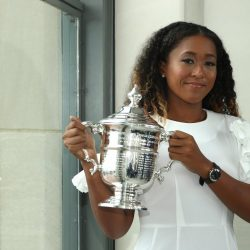 With us open trophy