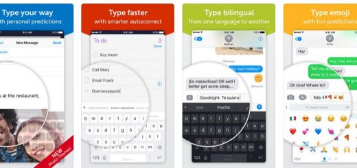 , Microsoft Updates Its iPhone Keyboard with New Themes