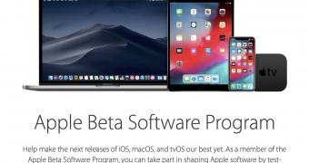 , Apple Releases Second Public Beta of iOS 12.3, macOS 10.14.5, and tvOS 12.3