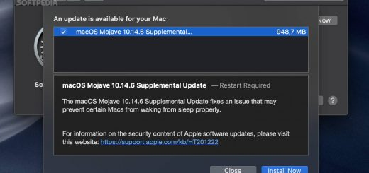 Apple outs macos mojave 10 14 6 supplemental update to fix wake from sleep issue 526923 2