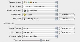 , How to Fix Broken Auto-Scrolling in Adium on macOS Catalina